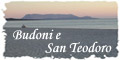 Hotels, Case vacanze, Campeggi, Bed and Breakfast a Budoni e Santeodoro in Sardegna